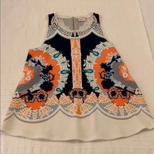 Anthropologie Xs top-9-H15 brand